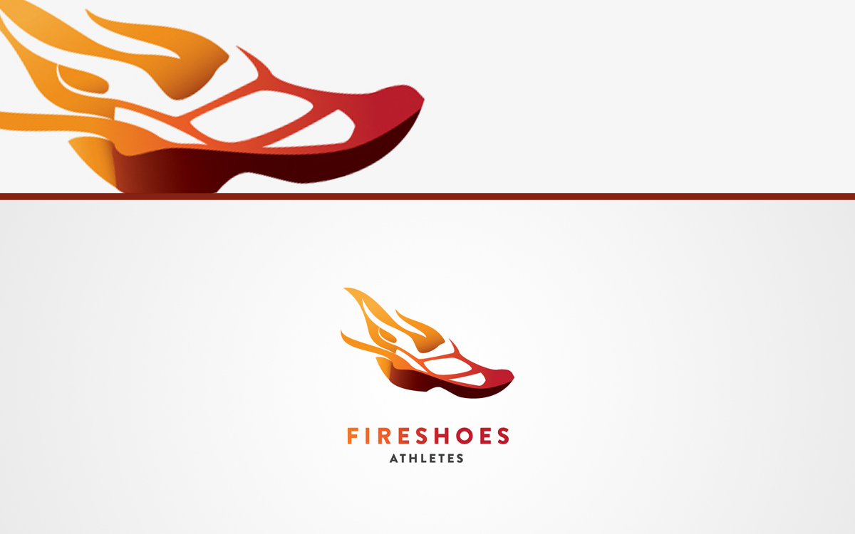 shoe logo for sale