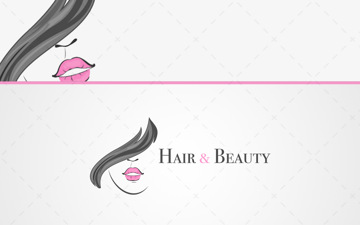 hairdresser logo for sale