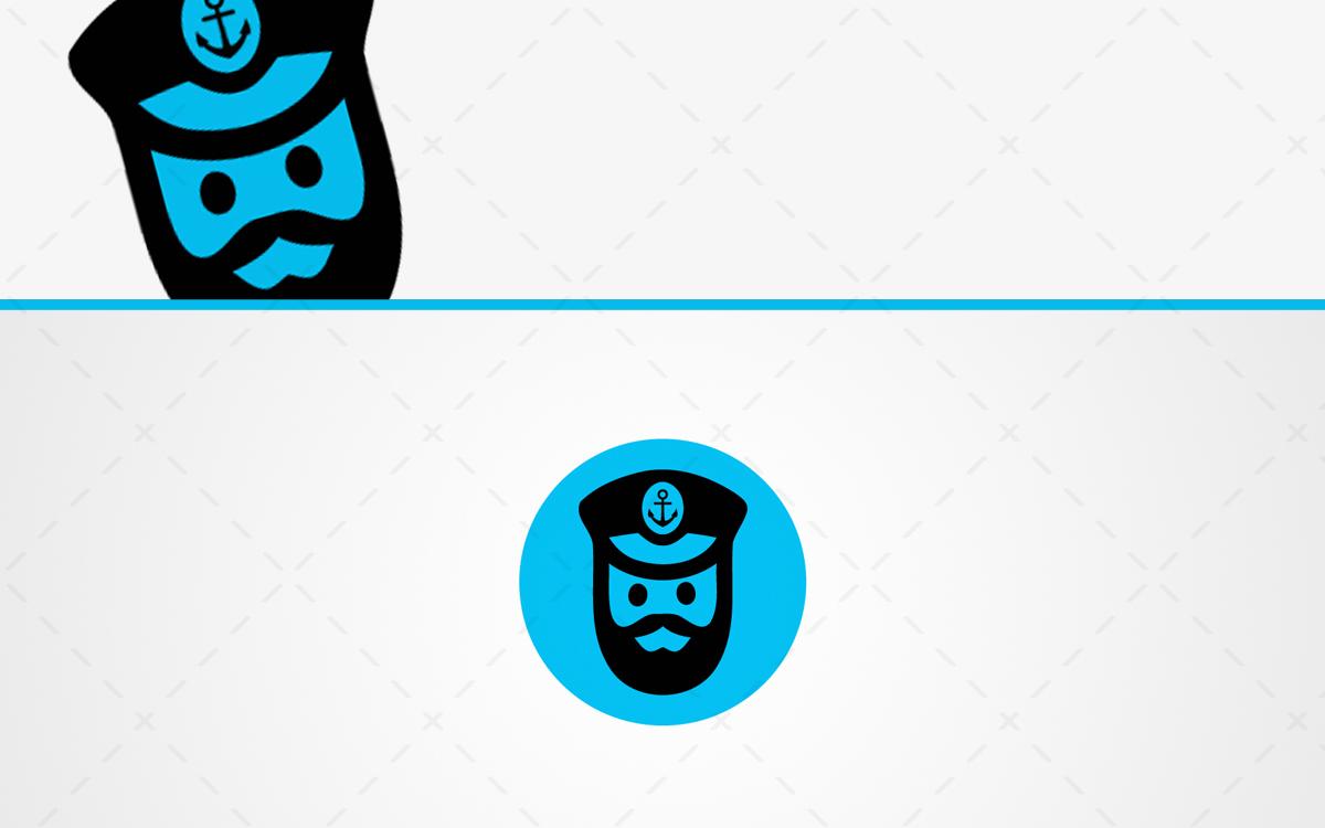 captain logo for sale