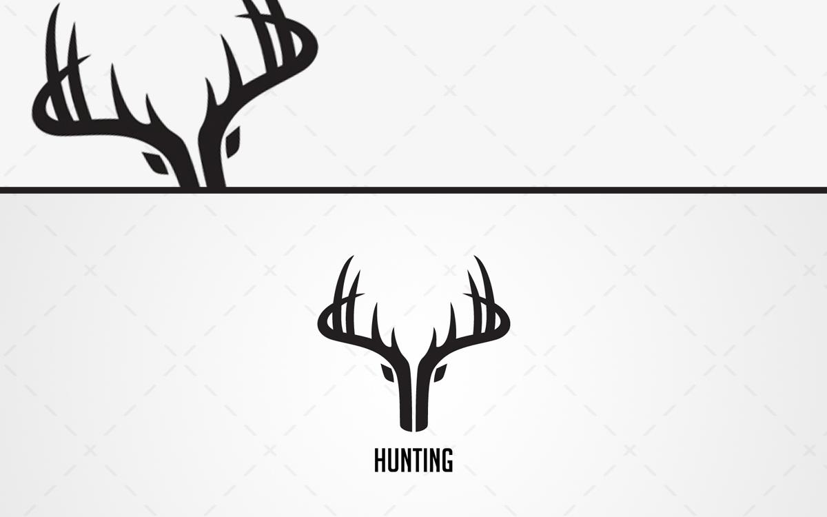Deer Head Logo For Sale