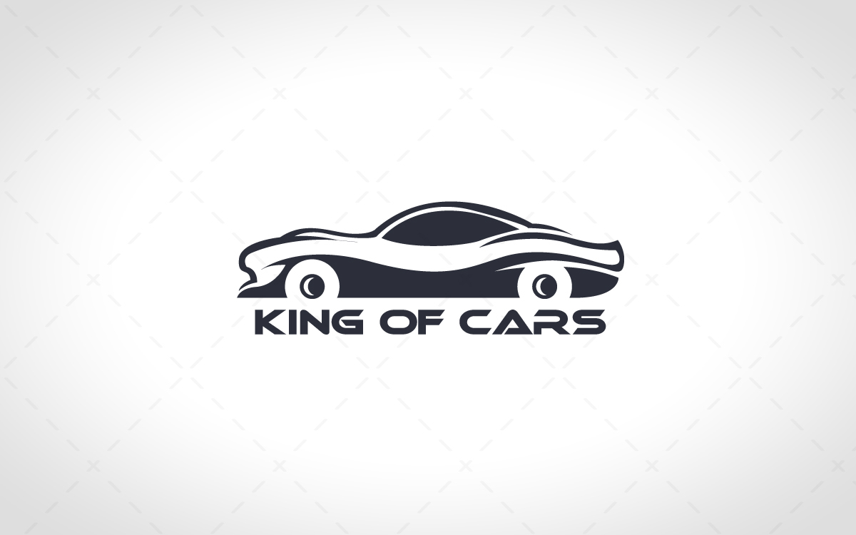 Sports Car Logo For Sale