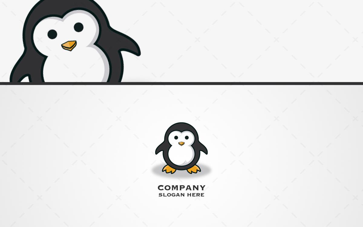 Penguin logo for sale