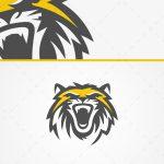 Amazing Wild Cat Logo For Sale