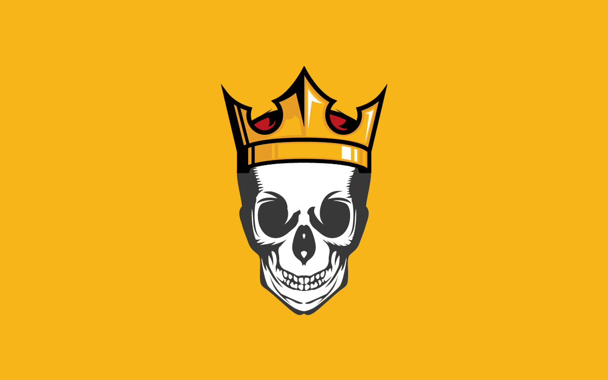 skull king esports logo for sale lobotz king crown symbol king crown logo images