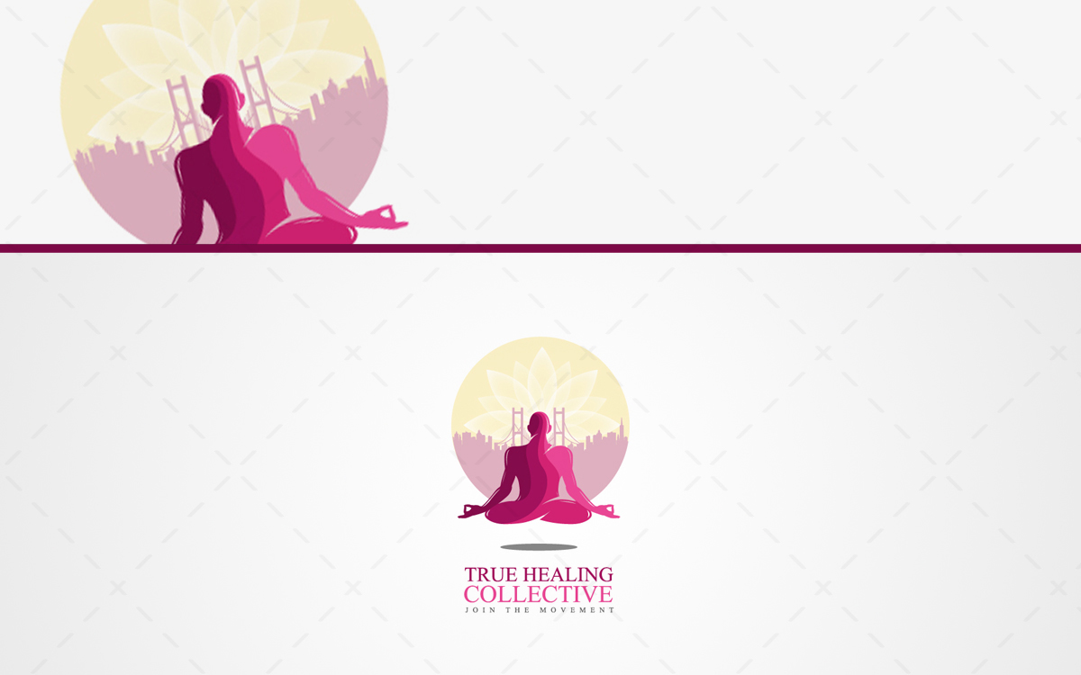 Yoga Logo For Sale