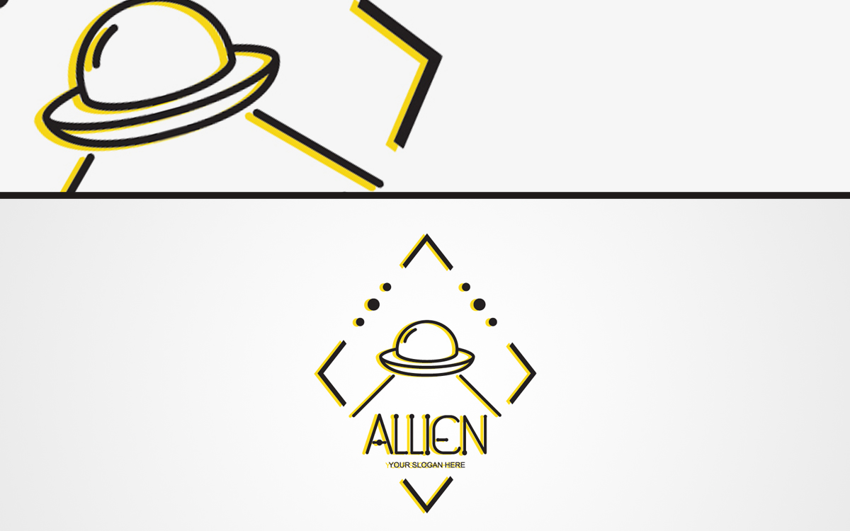 UFO Logo For Sale
