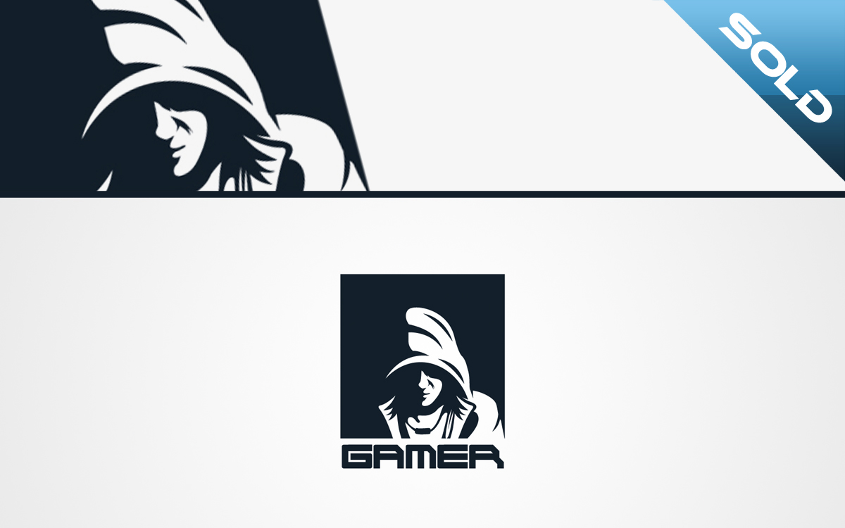 Gamer Logo For Sale