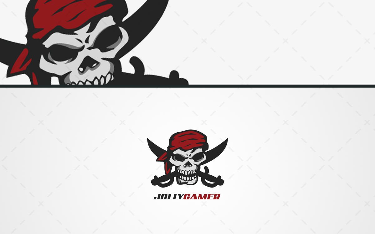 ESports pirate logo for sale
