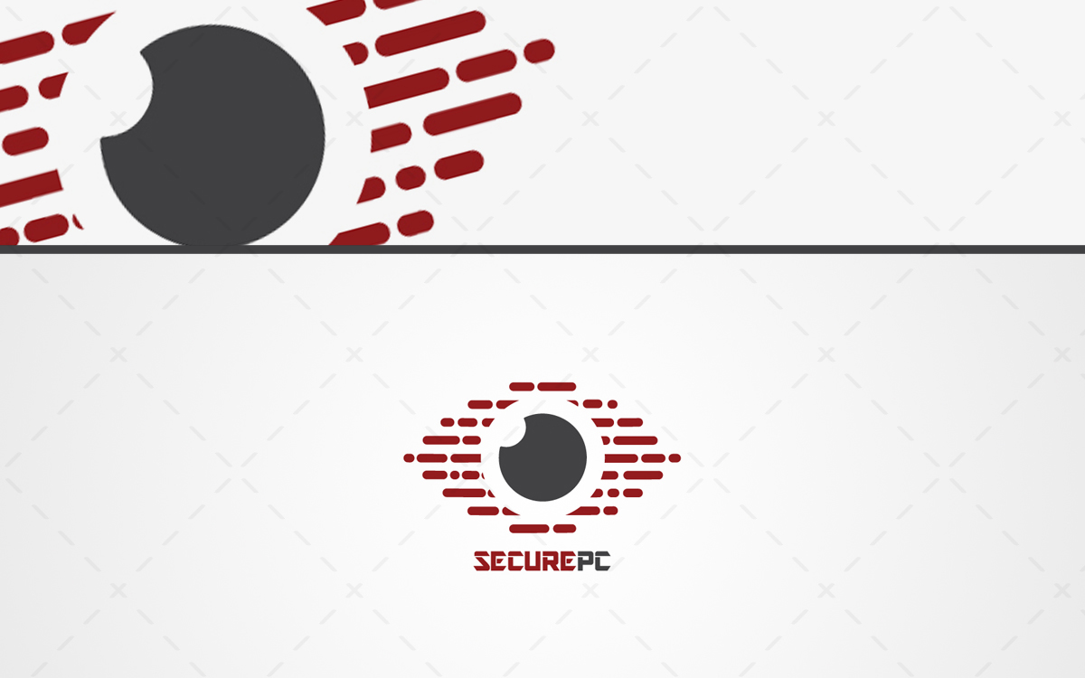 amazing security eye logo for sale lobotz