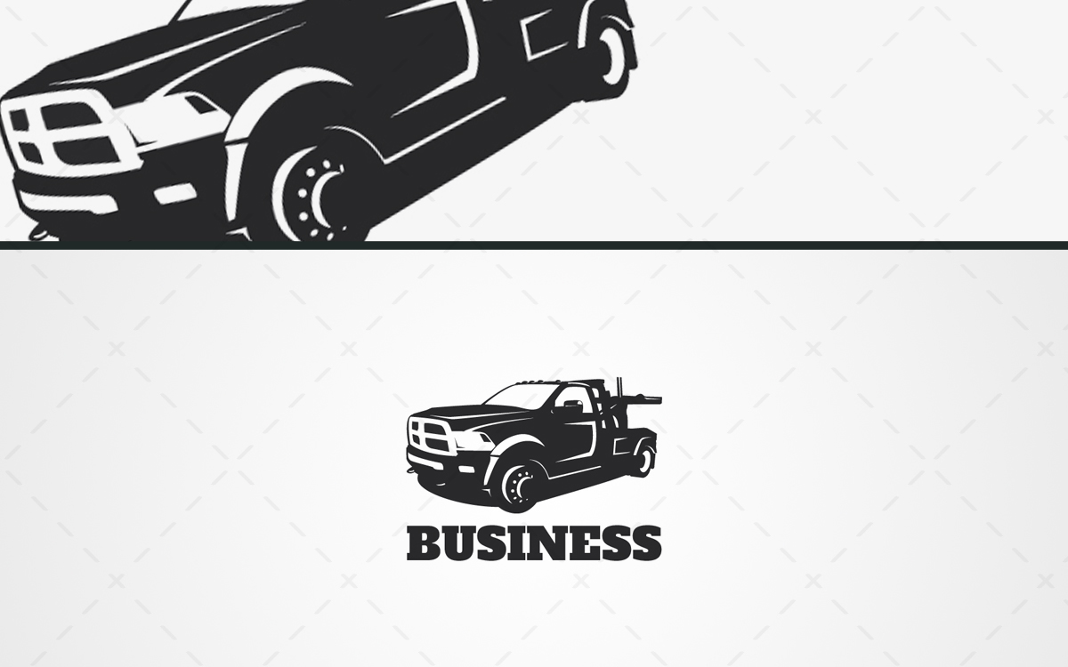 Truck logo for sale