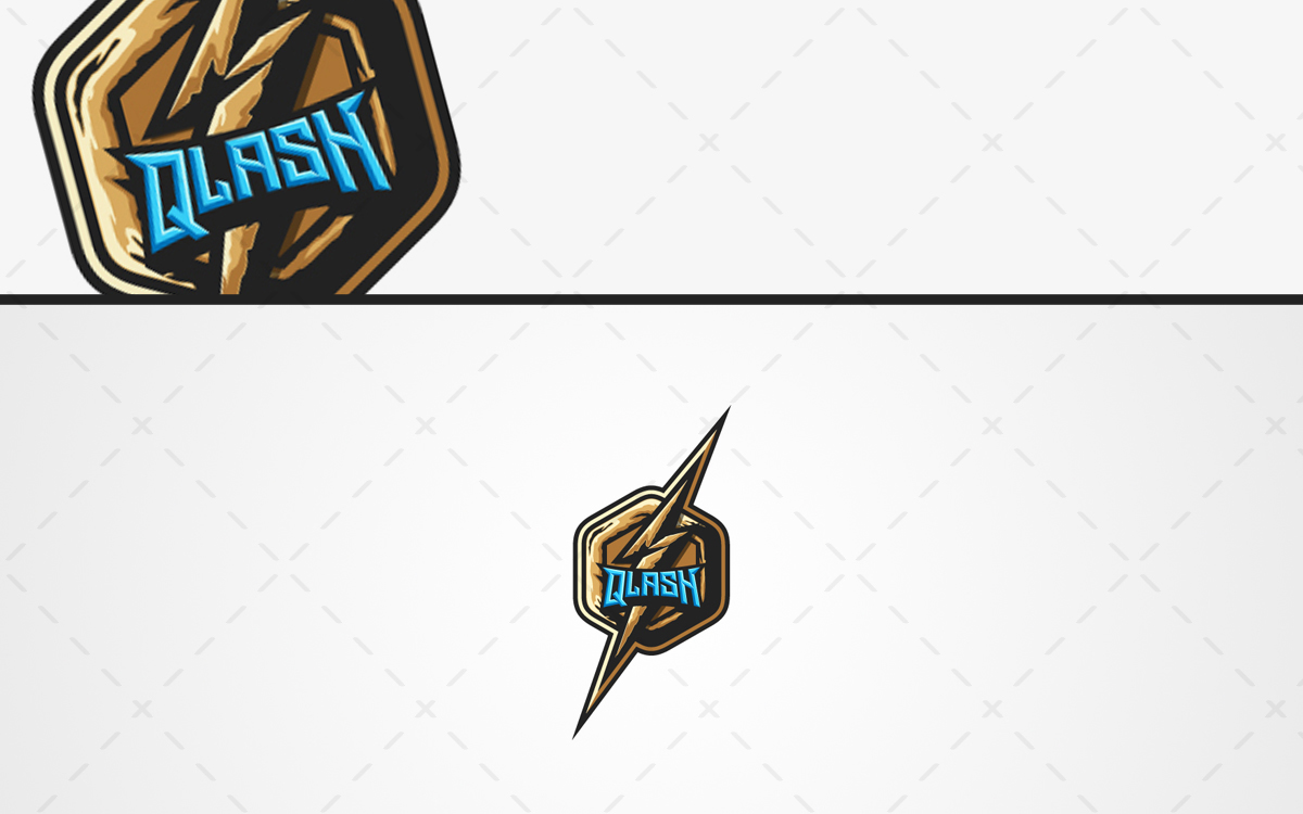 lightning logo for sale
