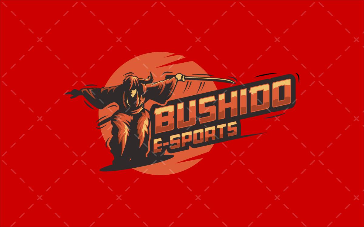 ninja mascot logo for sale ninja esports logo