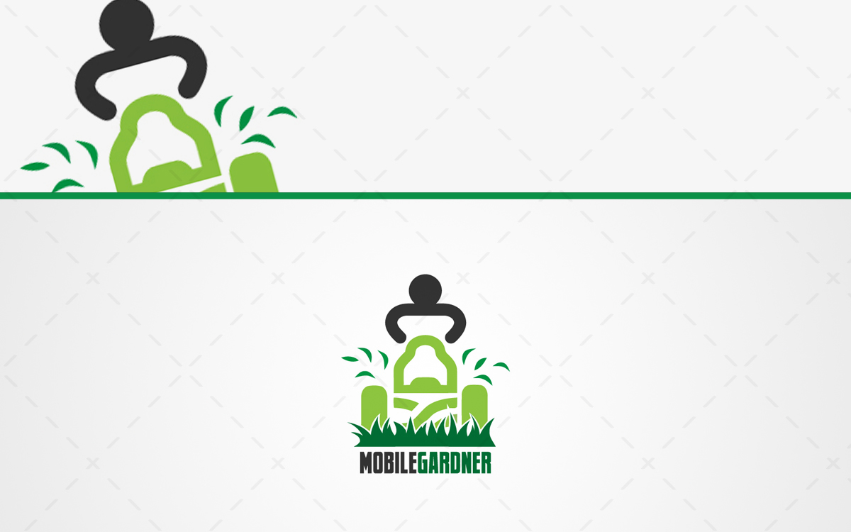 Gardener Logo For Sale