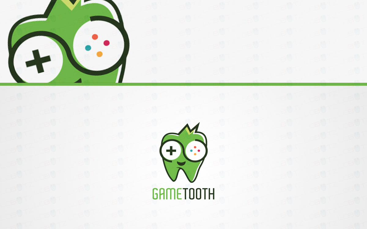 game tooth logo