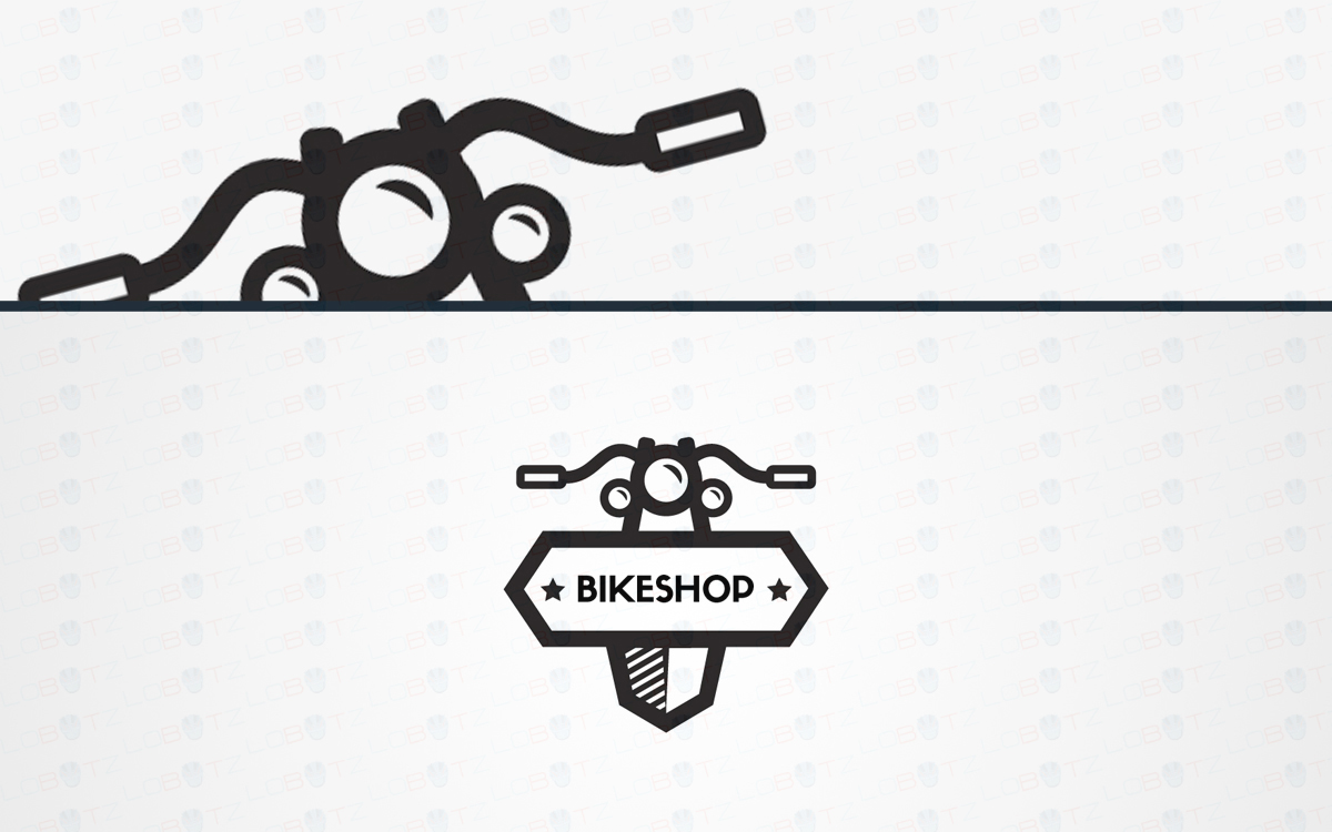 bike logo for sale
