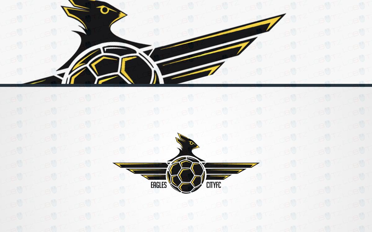 Eagle Football Logo