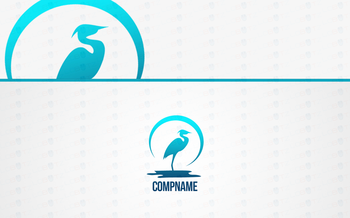 flamingo logo for sale