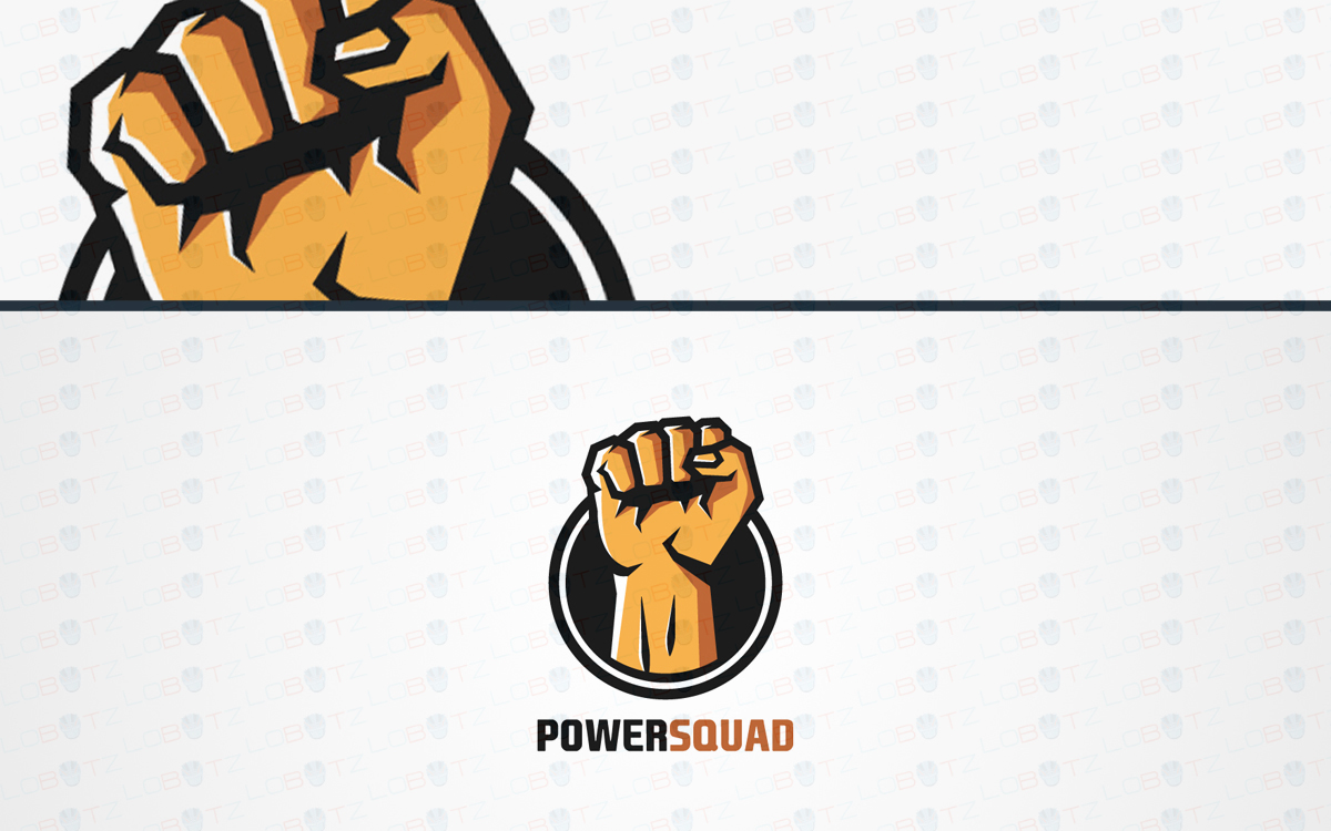 Fist Logo For Sale