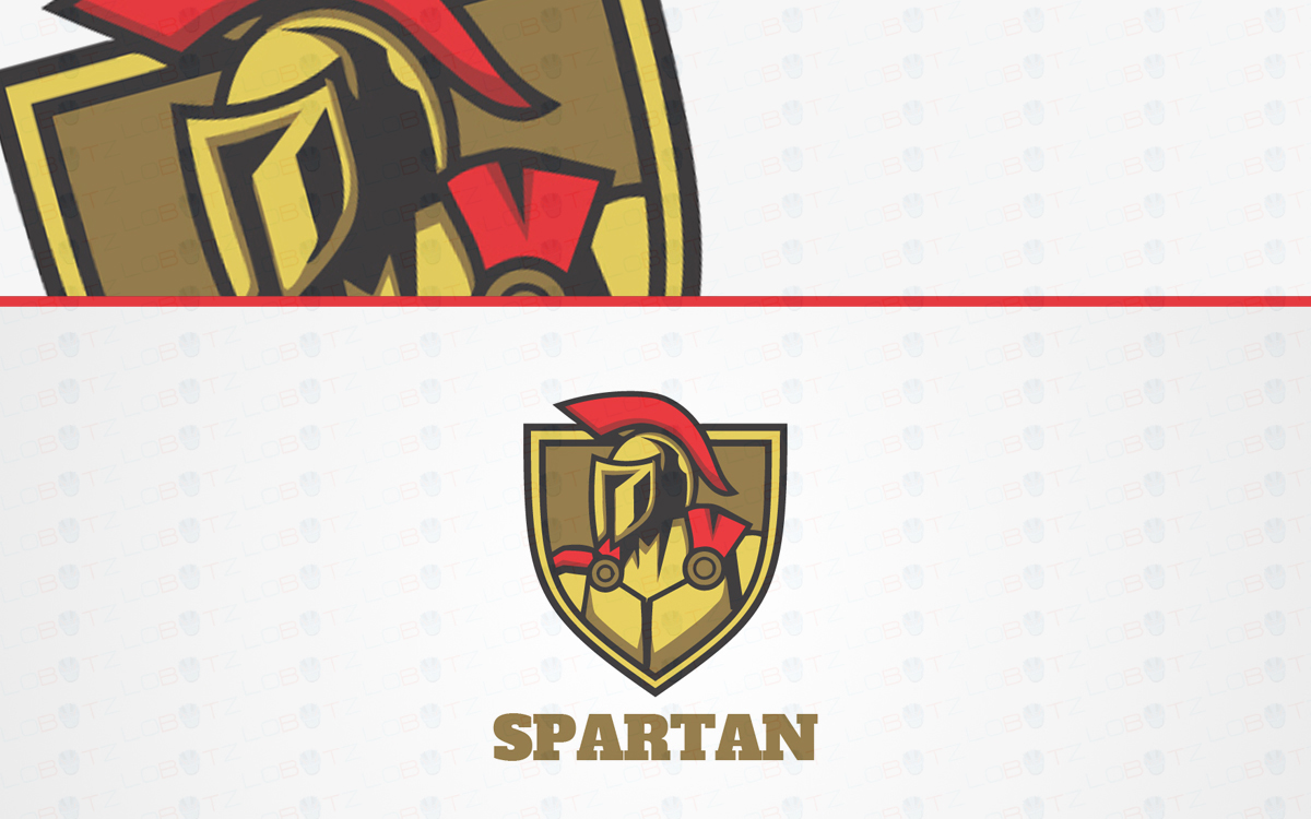 spartan sports logo for sale