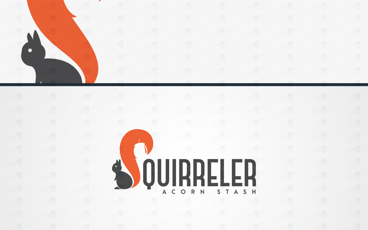 squirrel logo for sale