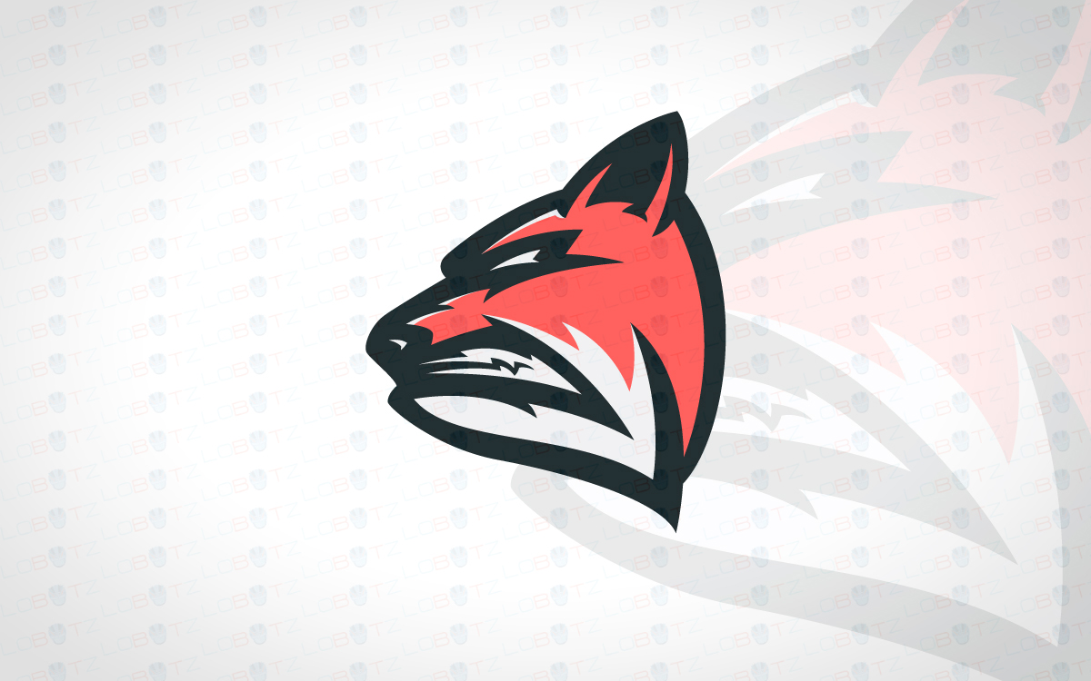 red fox esports logo for sale
