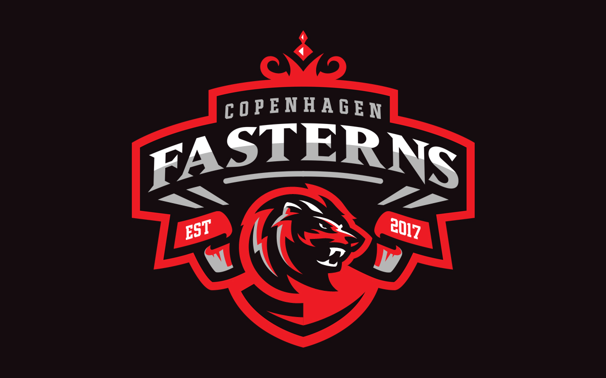 lion esports logo for sale