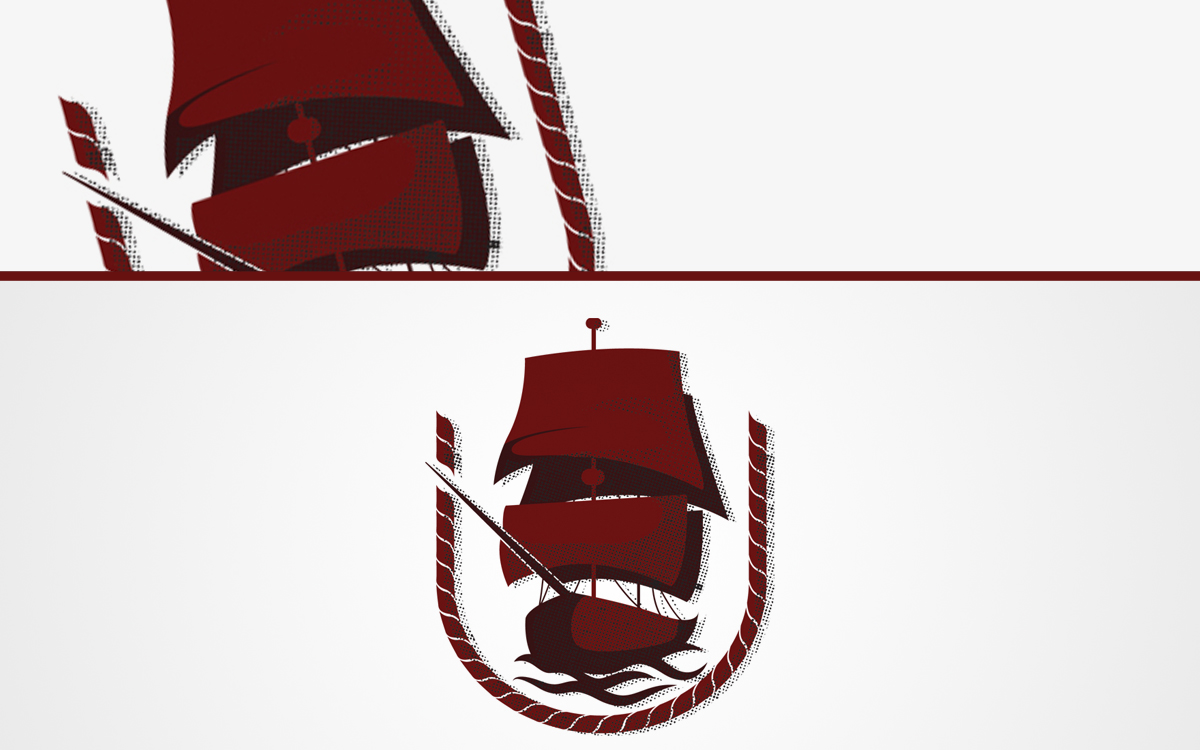 ship logo for sale