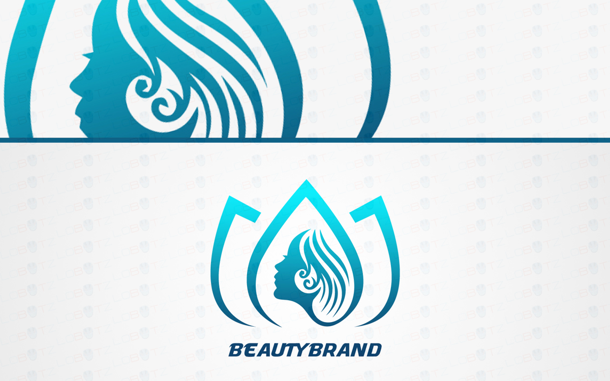 beauty logo for sale