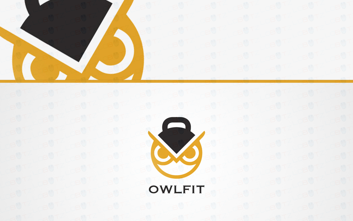 owl gymlogofor sale