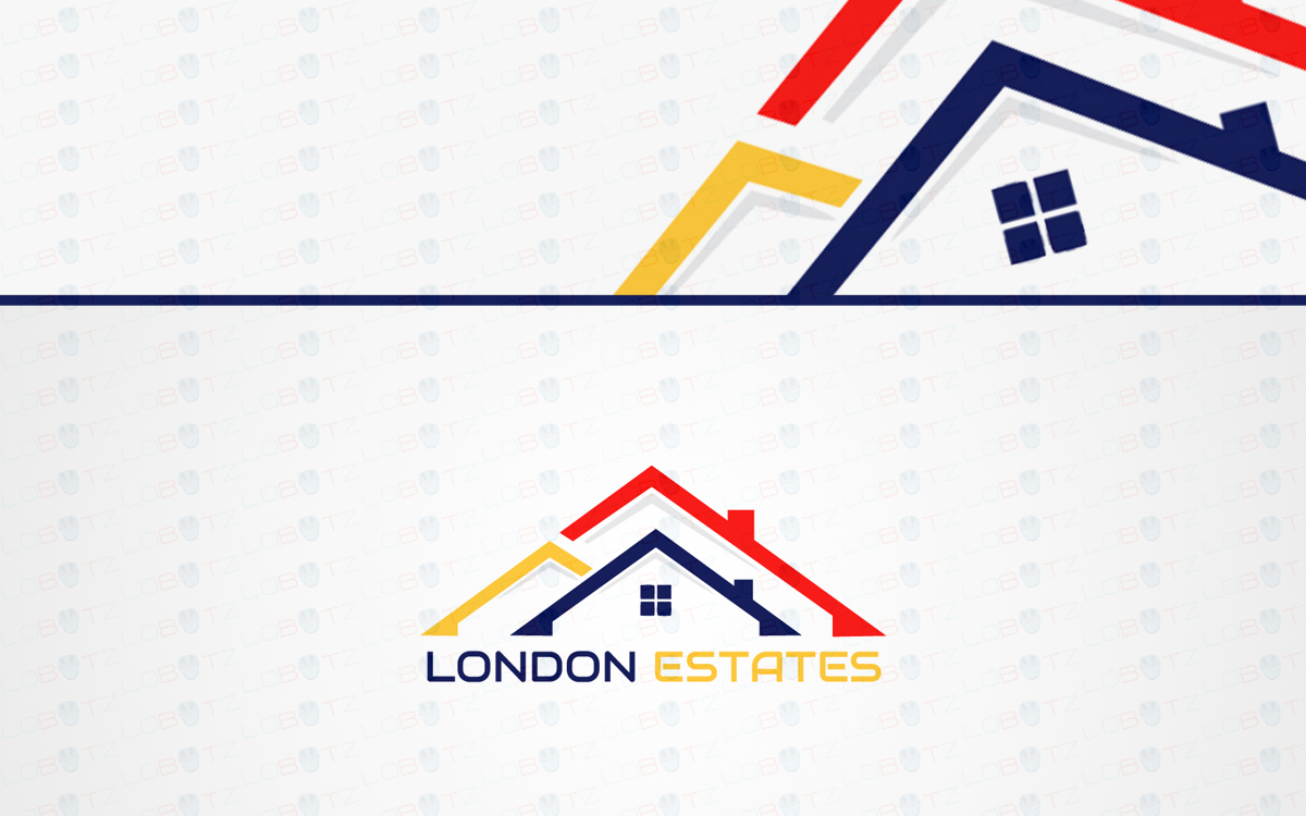 real estate logo for sale