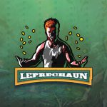 Leprechaun eSports Logo For Sale American Gods Logo
