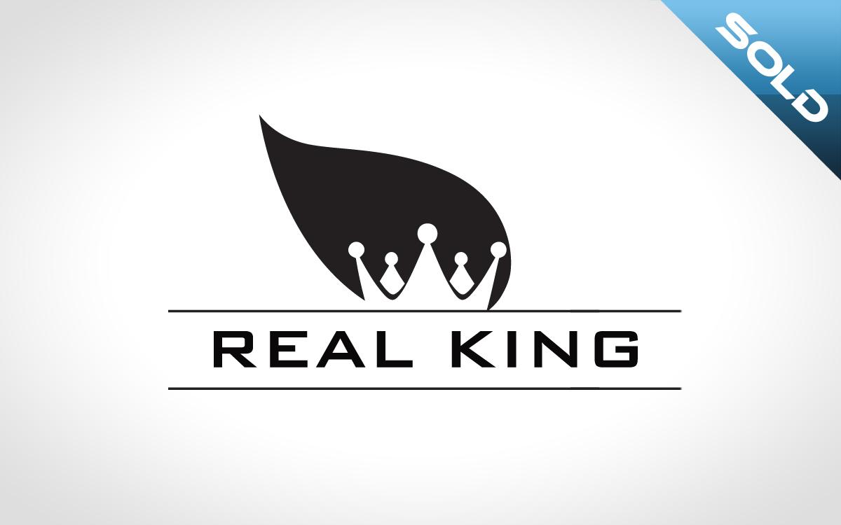 King Com Cat Logo