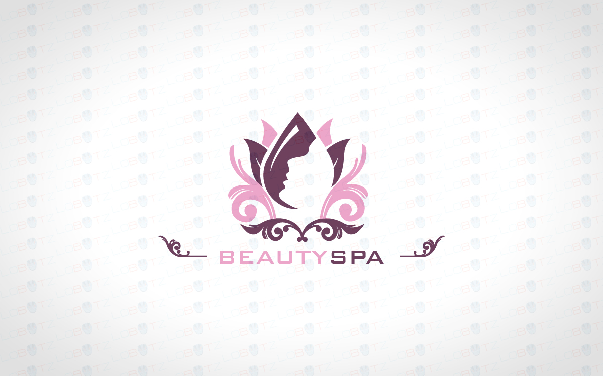 Beauty Logo | Beautiful Woman Face Beauty Logo For Sale ...