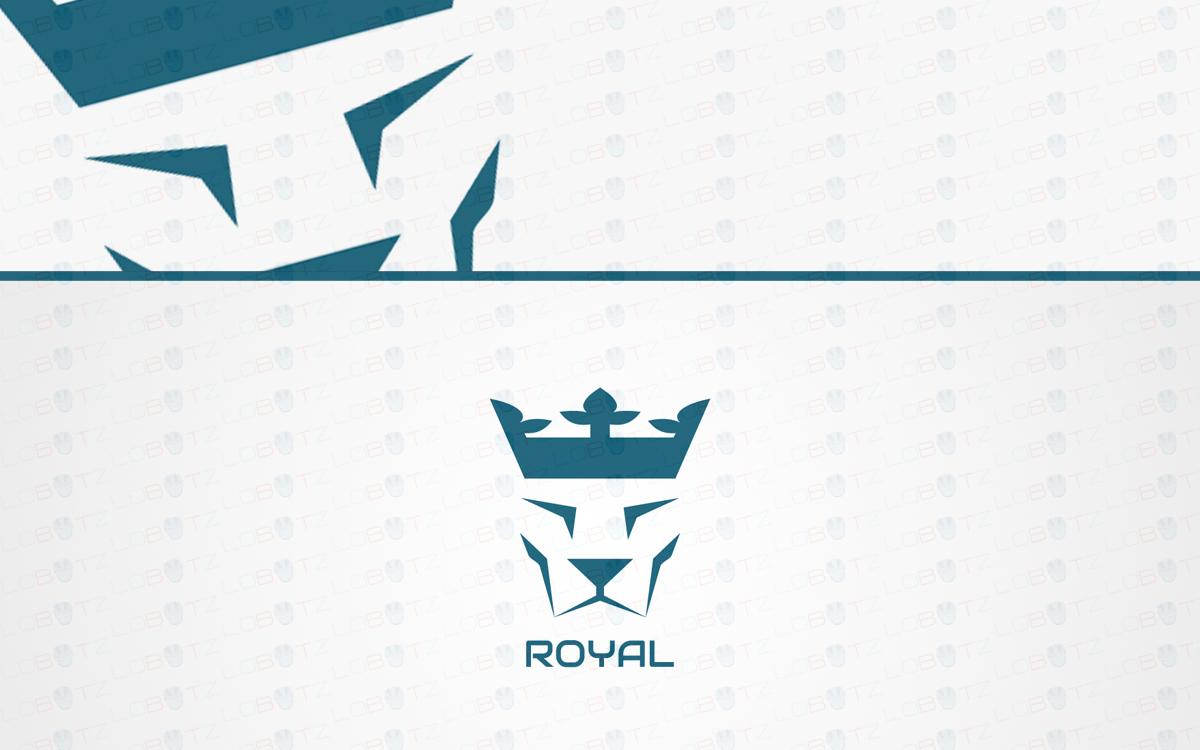 lion logo for sale