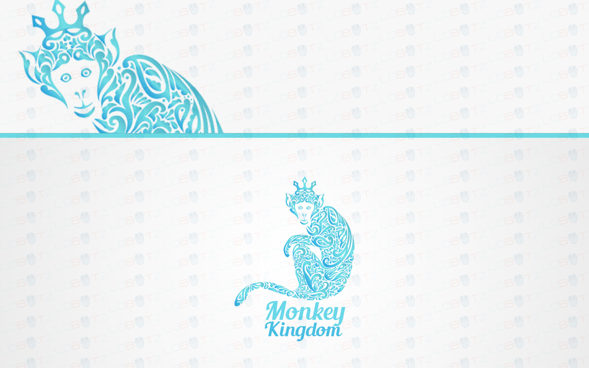 monkey king logo for sale