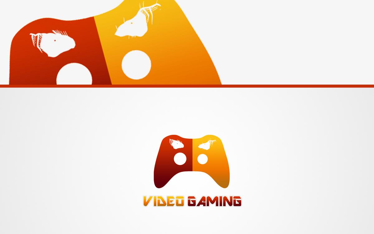 gaming controller logo