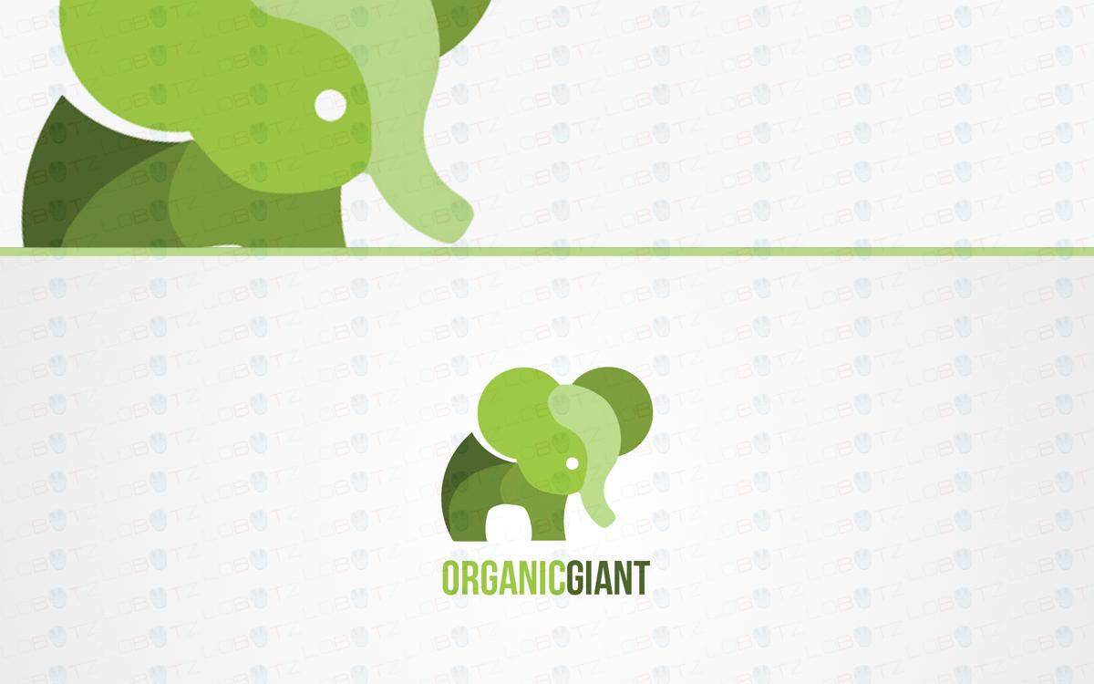 elephant logo for sale
