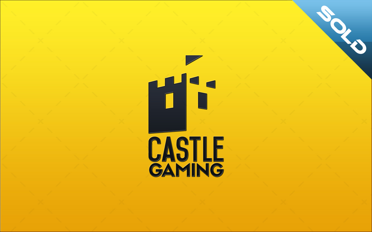 Castle Logo For Sale