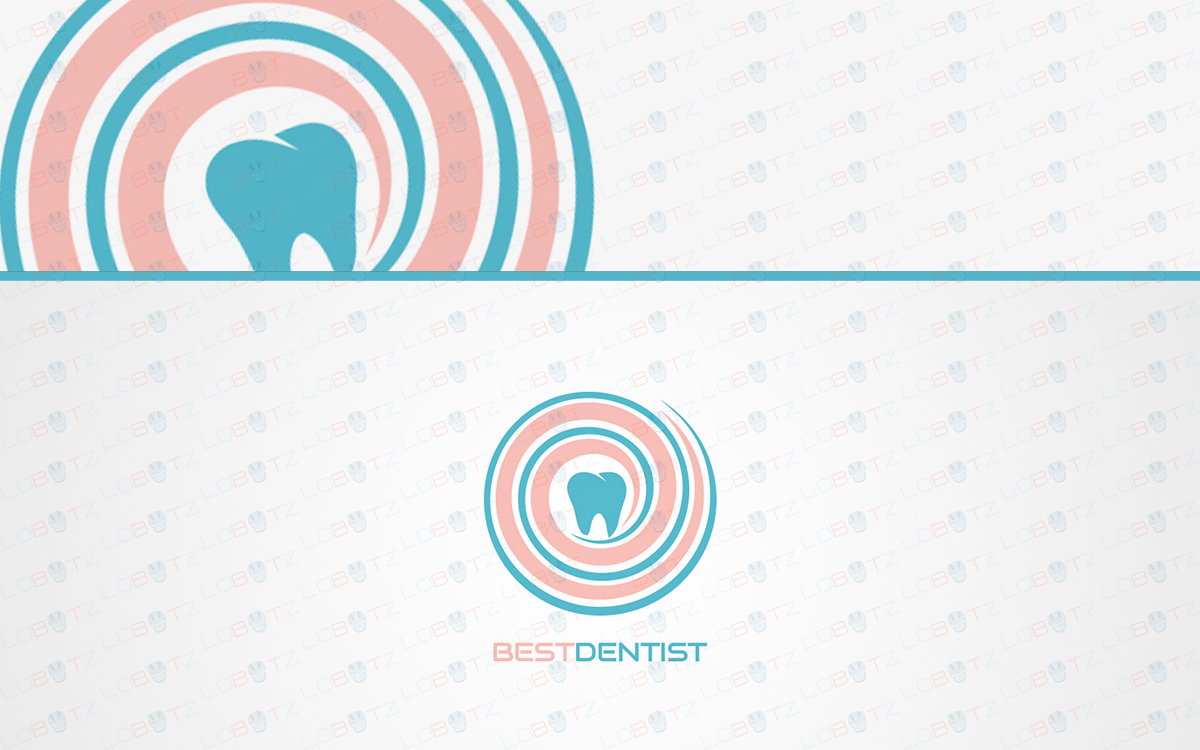 dentist logo for sale