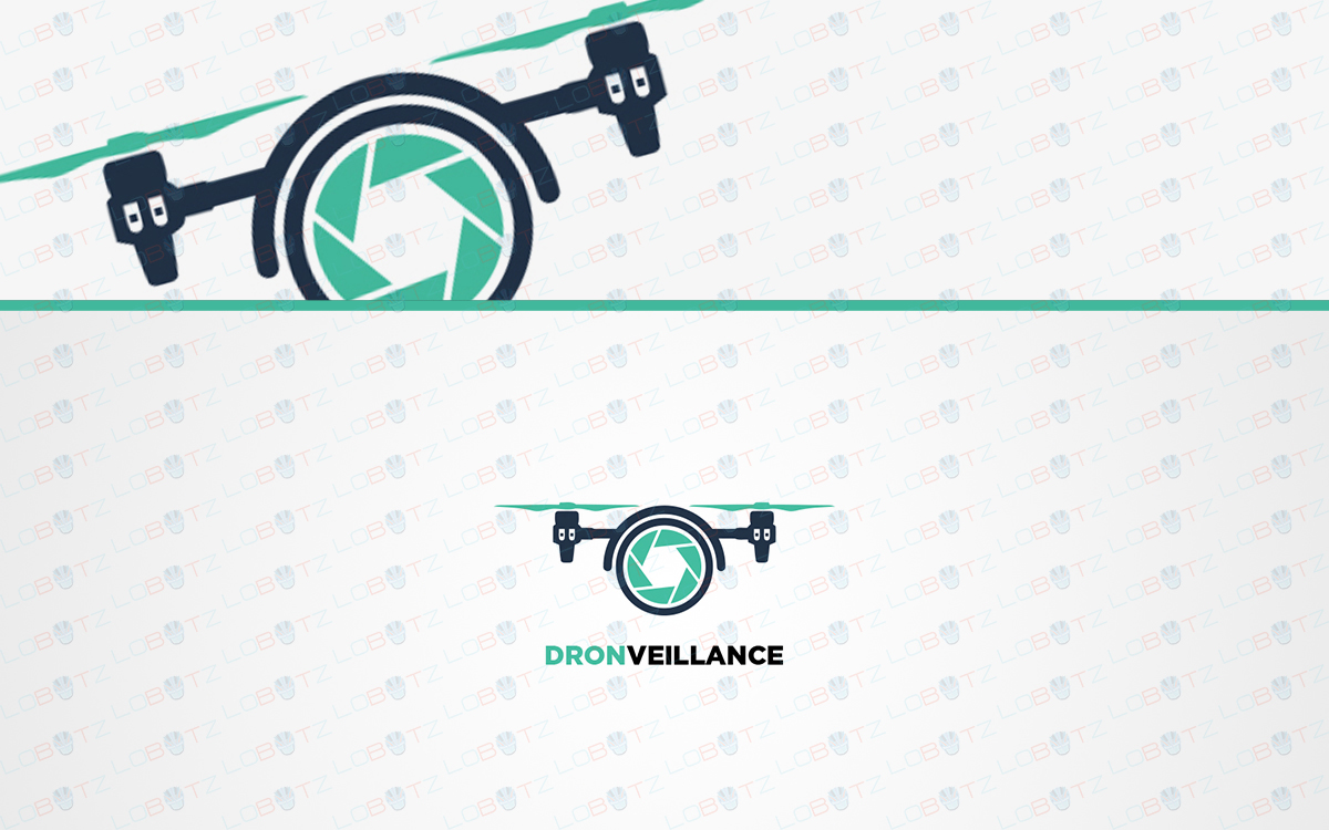drone logo to buy online
