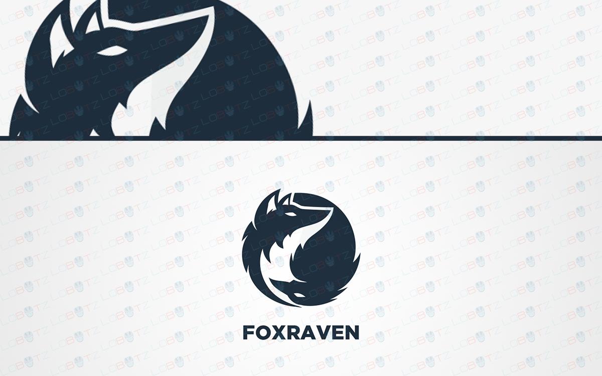 fox and raven logo