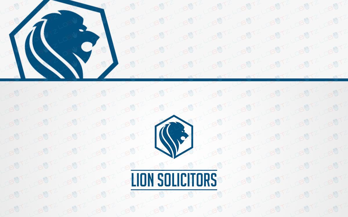 lion headlogo for sale