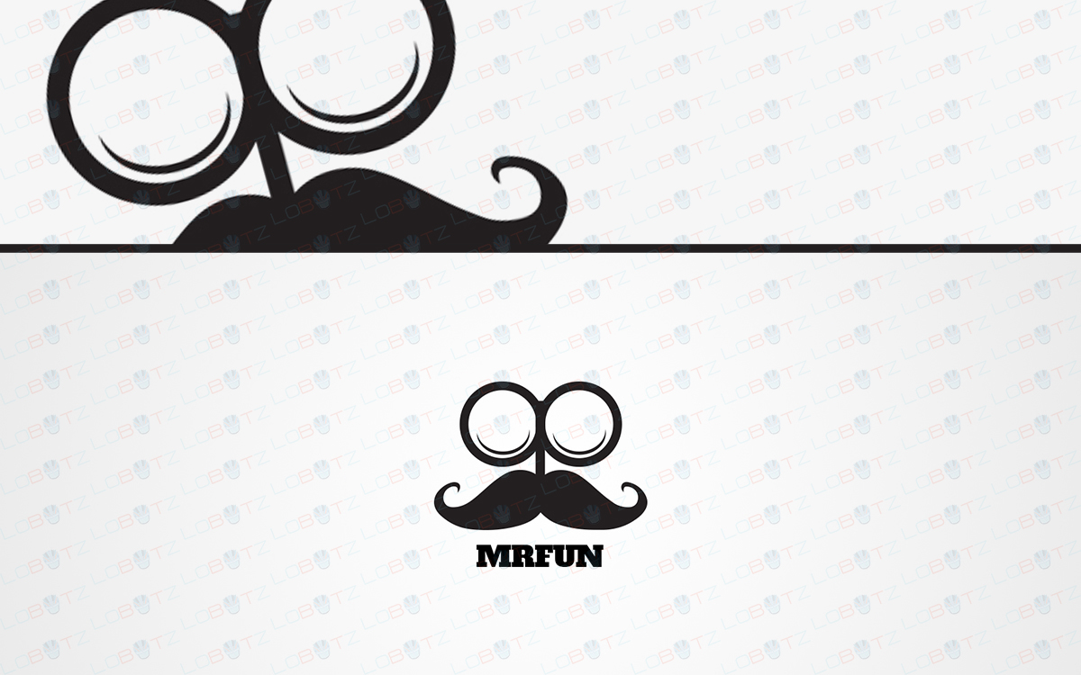 Funny Face Logo For Sale