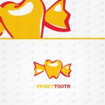 Tooth Dentist Logo For Sale Sweet Tooth Logo