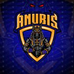 Anubis Logo | Anubis ESports Logo | Anubis Mascot Logo