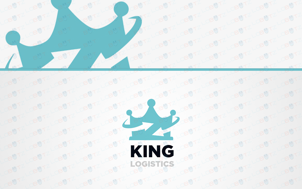 king crown logo for sale