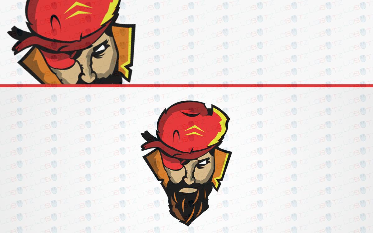 pirate esports logo for sale