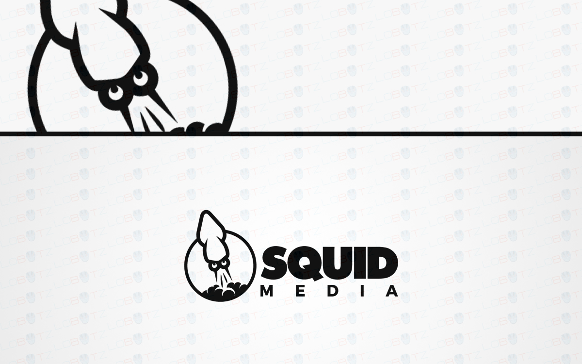 squid logo for sale