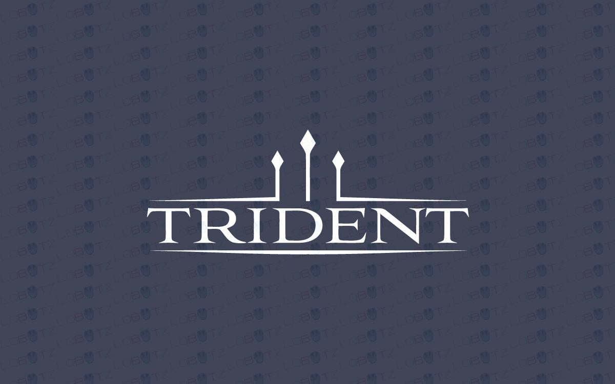 trident logo to buy online