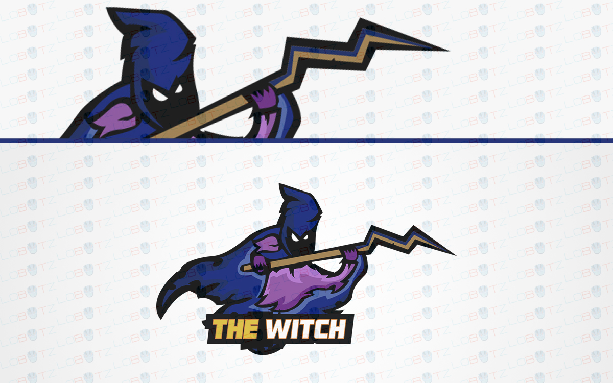 witch esports logo for sale